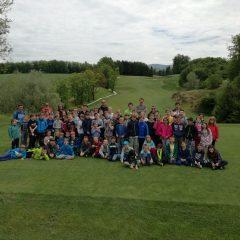 Uspeh učencev na tekmovanju v golfu