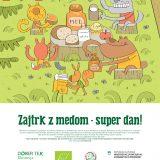 Dan slovenske hrane in tradicionalni slovenski zajtrk
